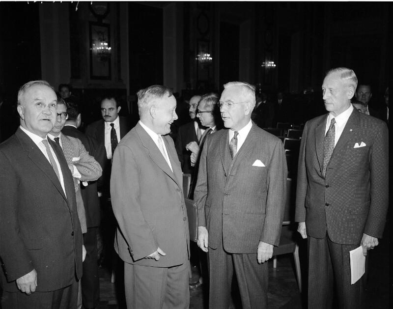4. Generalkonferenz der Internationalen Atomenergiebehörde