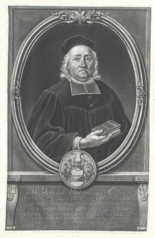 Eber, Johann Volpert