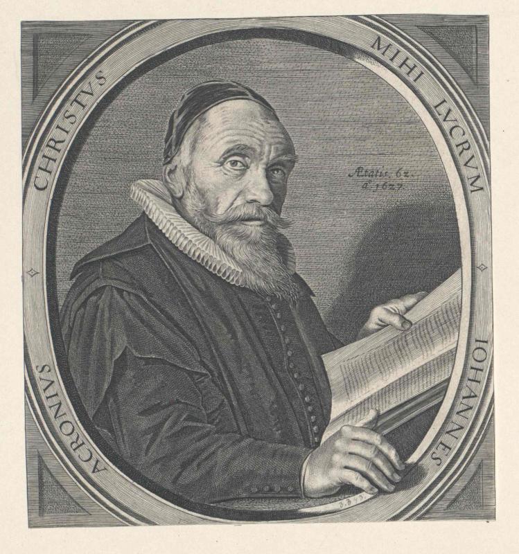 Acronius, Johannes