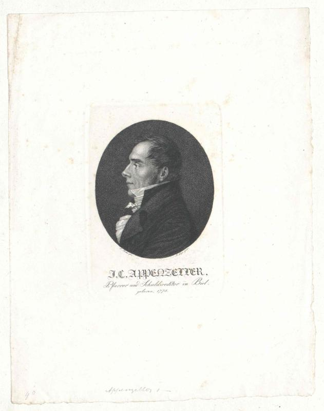 Appenzeller, Johann Konrad