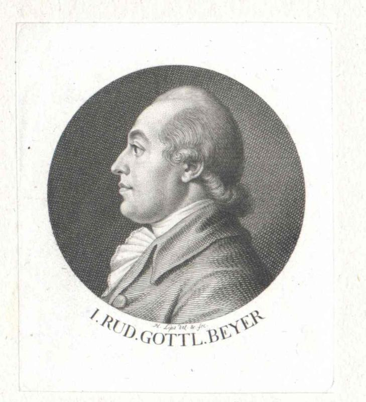Beyer, Johann Rudolf Gottlieb