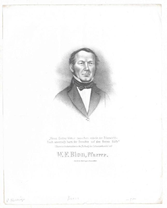 Bion, Wilhelm Friedrich