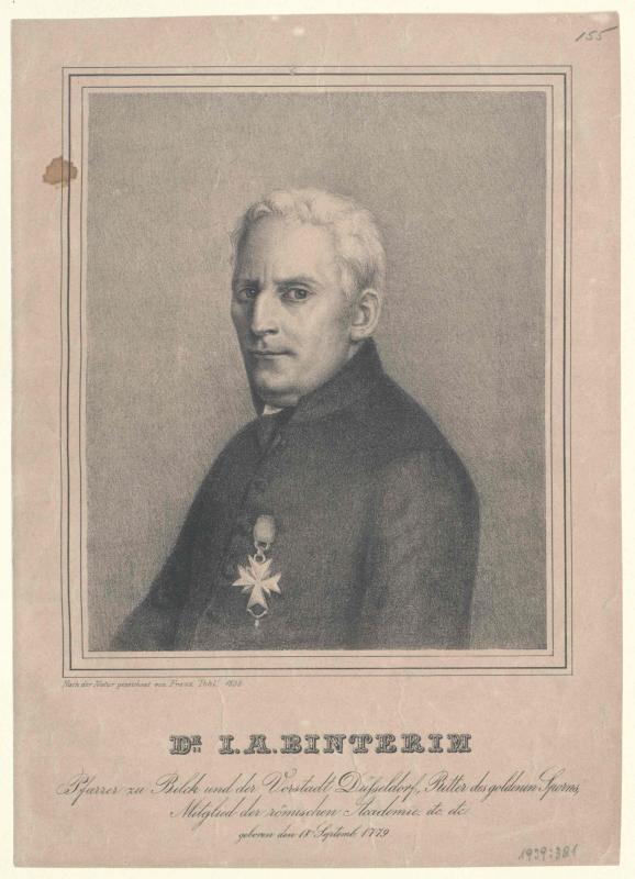 Binterim, Anton Josef
