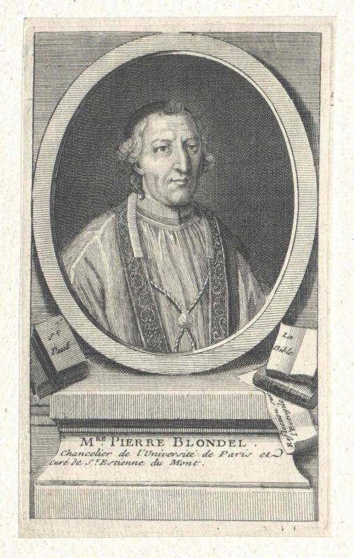 Blondel, Pierre