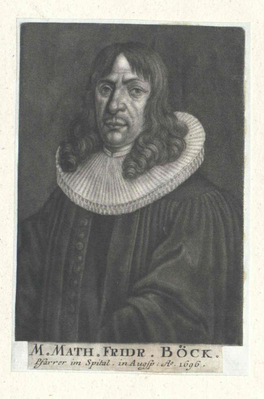 Böck, Matthias Friedrich