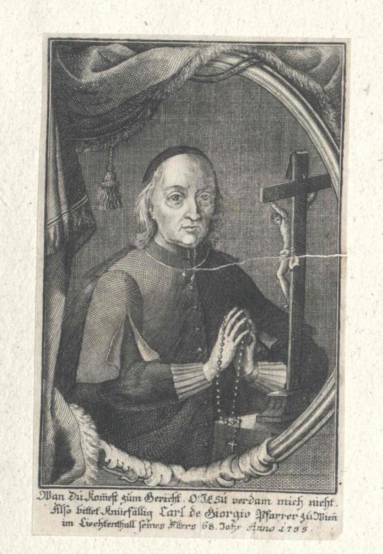 Giorgio, Carl de