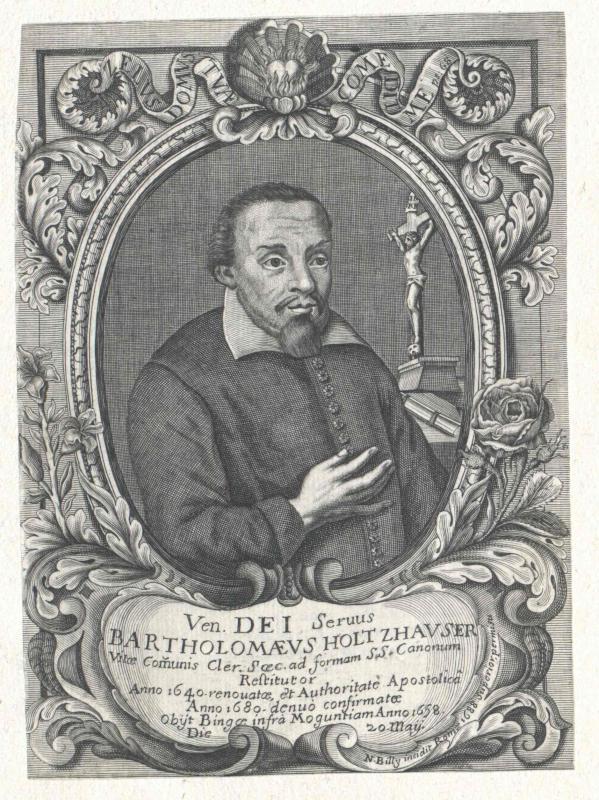 Holzhauser, Bartholomäus