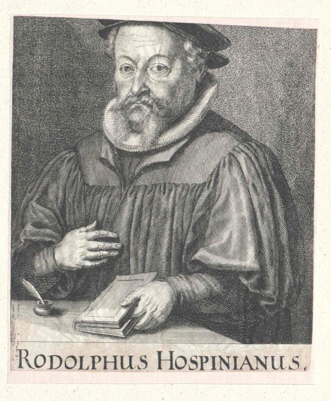Hospinian, Rudolf