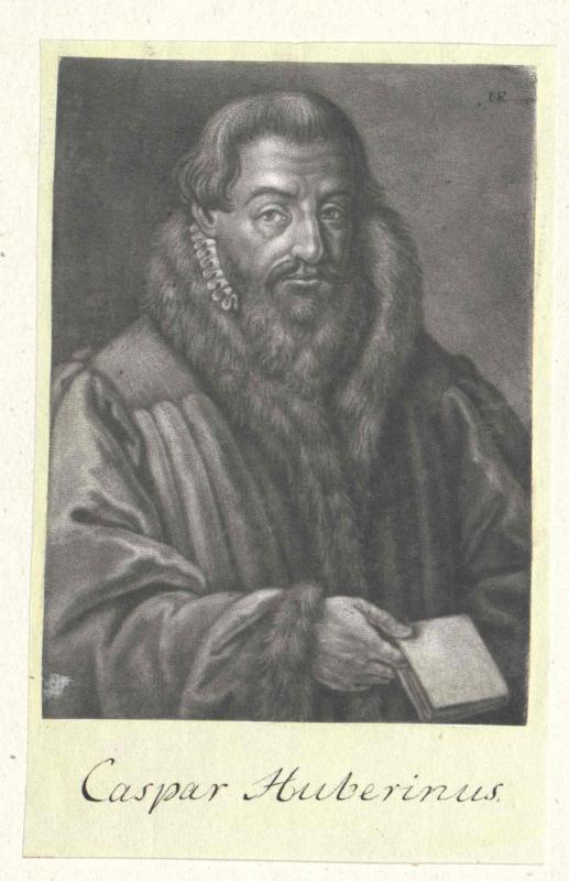 Huberinus, Kaspar