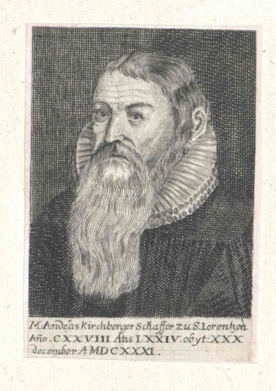Kirchberger, Andreas