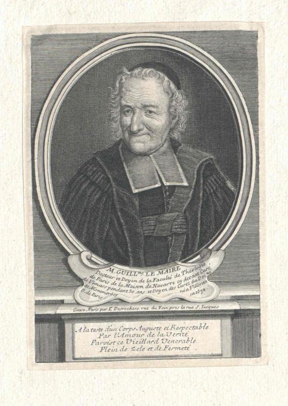 Le Maire, Guillaume