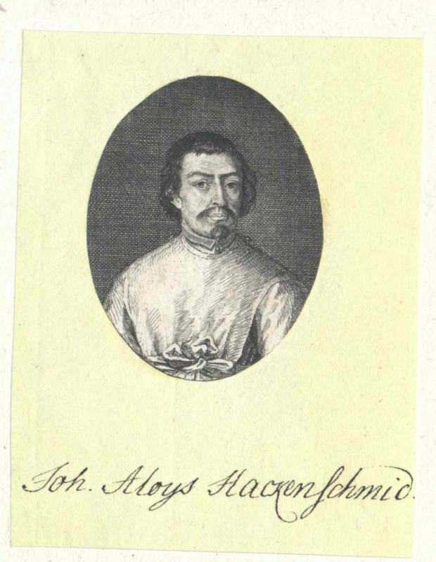 Hackenschmied, Alois Johann