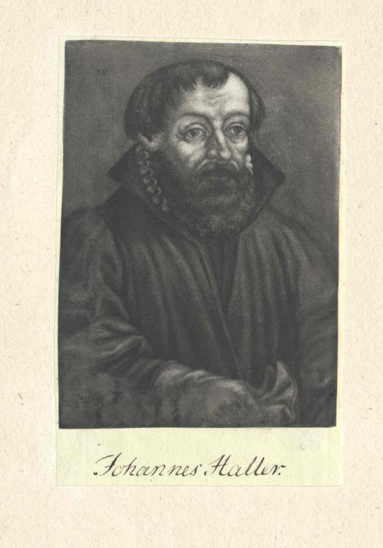 Haller, Johannes