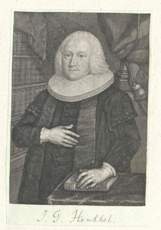 Henckel, Johann Georg