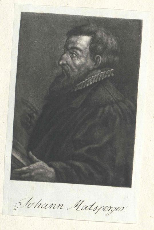Mattsperger, Johann