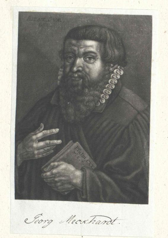 Meckhardt, Georg