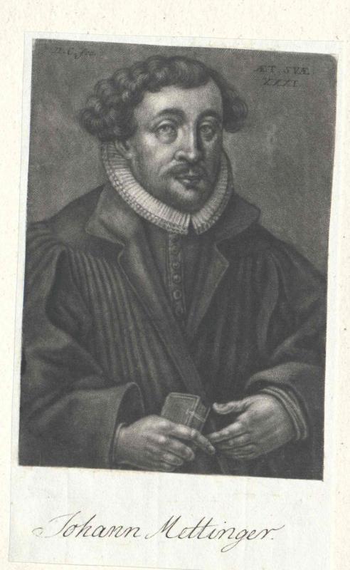 Mettinger, Johann