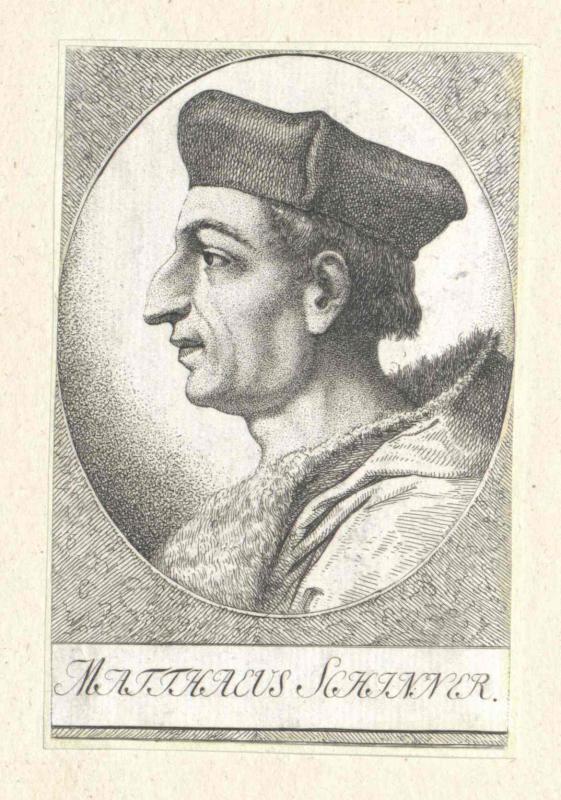 Schiner, Matthäus