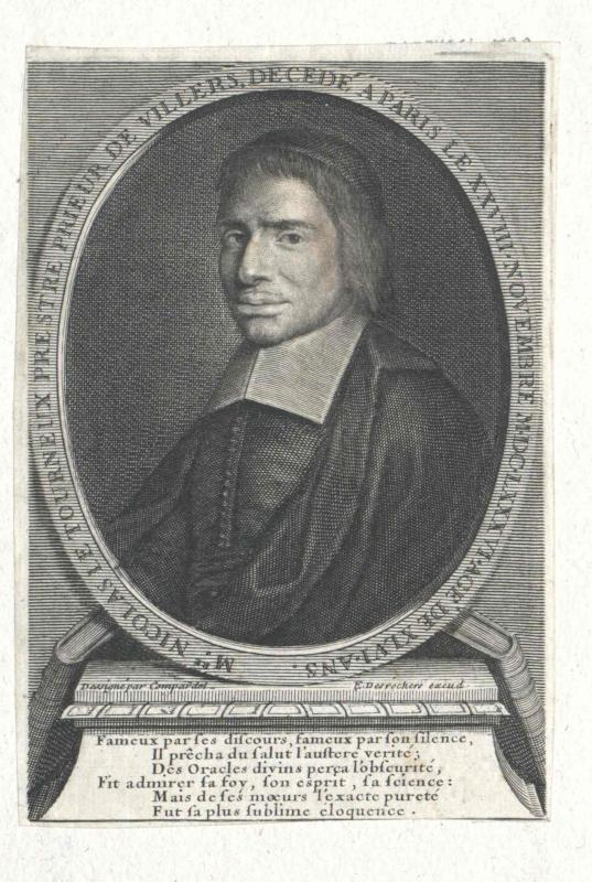 Le Tourneux, Nicolas