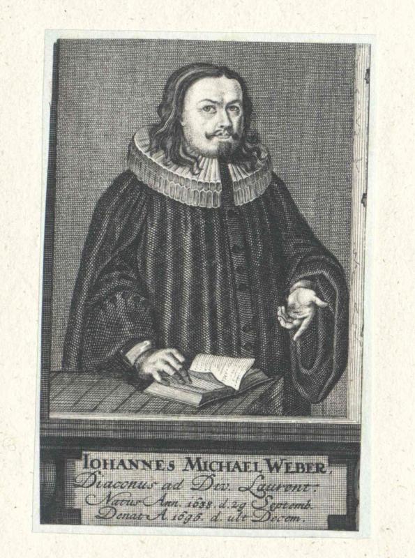 Weber, Johann Michael