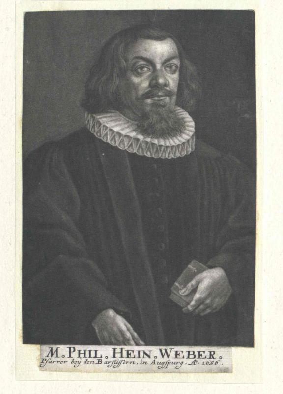 Weber, Philipp Heinrich