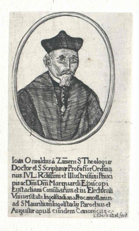 Zunnern, Johann Oswald von