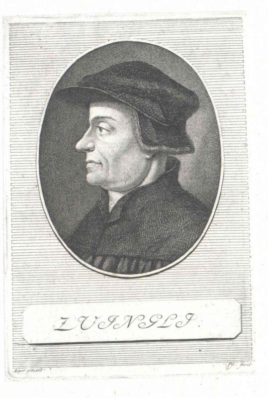 Zwingli, Ulrich