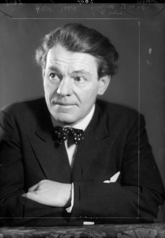 Der Schauspieler Alexander Moissi