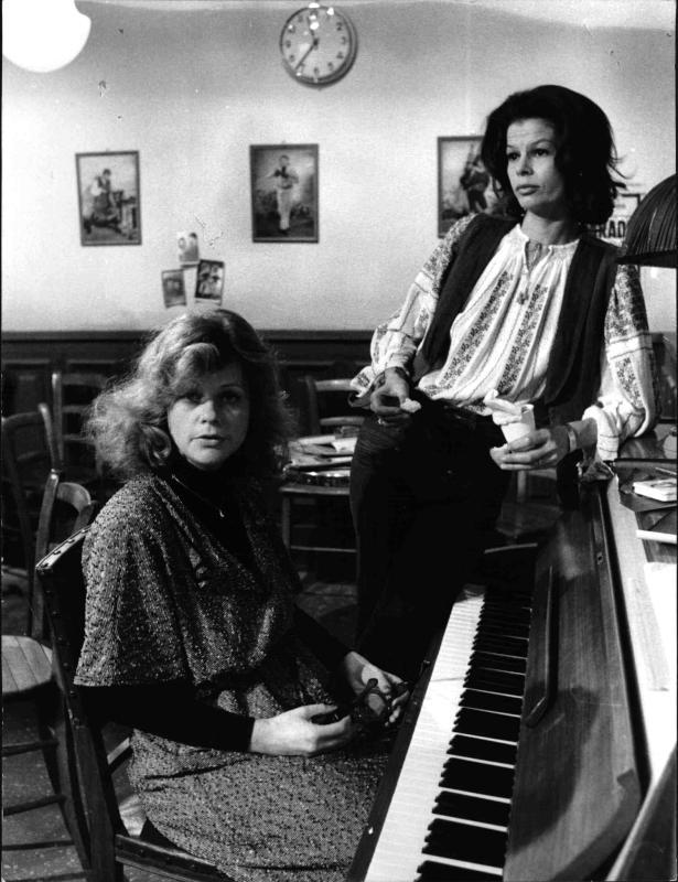 Marianne Mendt und Marianne Chappuis
