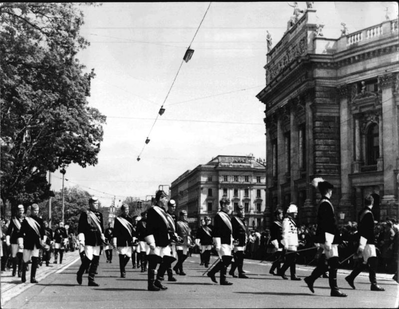 600 Jahrfeier der Universität Wien