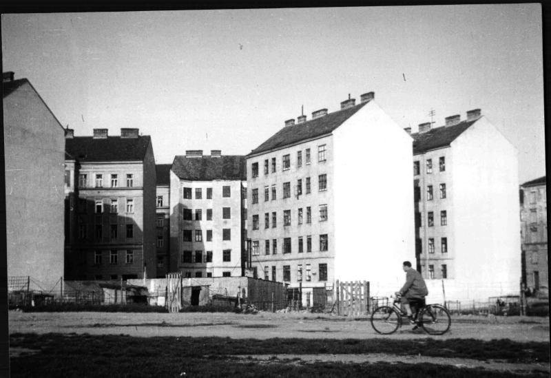 Neue Wohnhäuser in Wien