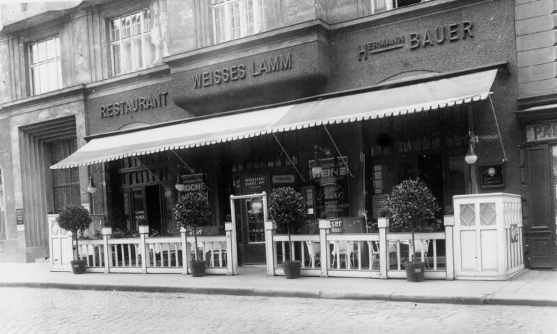 """Restaurant """"Weißes Lamm"""""""