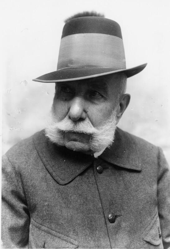 Doppelgänger von Kaiser Franz Josef