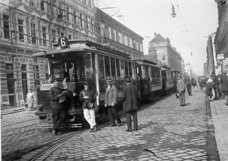 Straßenbahnlinie 6
