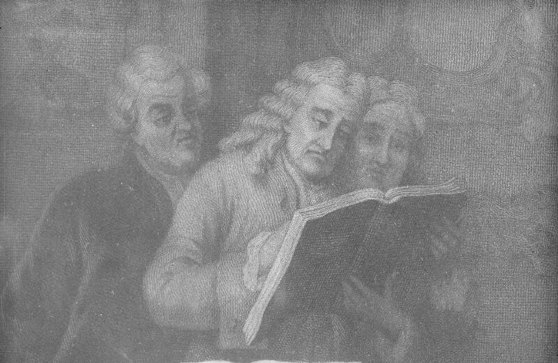 Anlässlich der Vorstellung des sechsjährigen W. A. Mozart vor dem Kaiserpaar in Schönbrunn durch Erzherzog Josef©Bildarchiv Austria, ÖNB