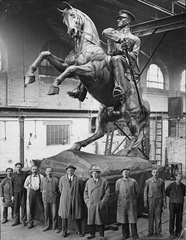 Siegesdenkmal für Atatürk