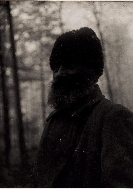 Bauer von Sasowa Wola.