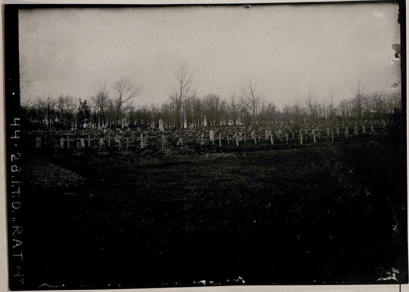 Friedhof von Komen