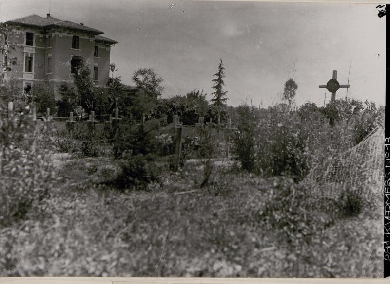 Conegliano, Heldenfriedhof