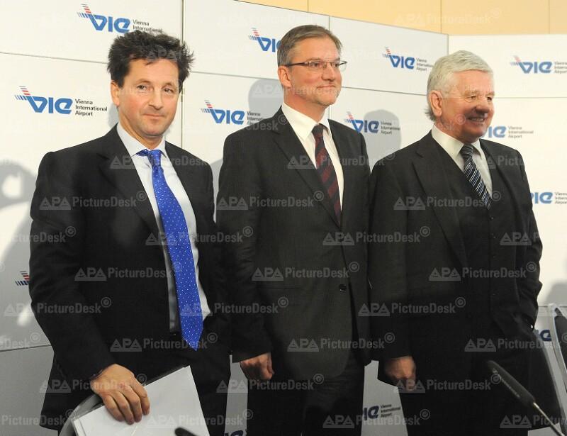 Christoph Herbst, Gerhard Schmid und Ernest Gabmann
