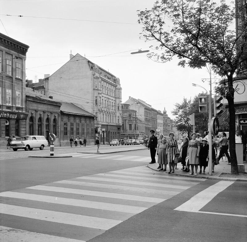 Wien 15, Hütteldorferstraße 85 ff
