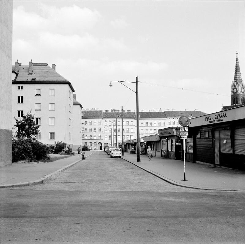Wien 15, Meiselmarkt