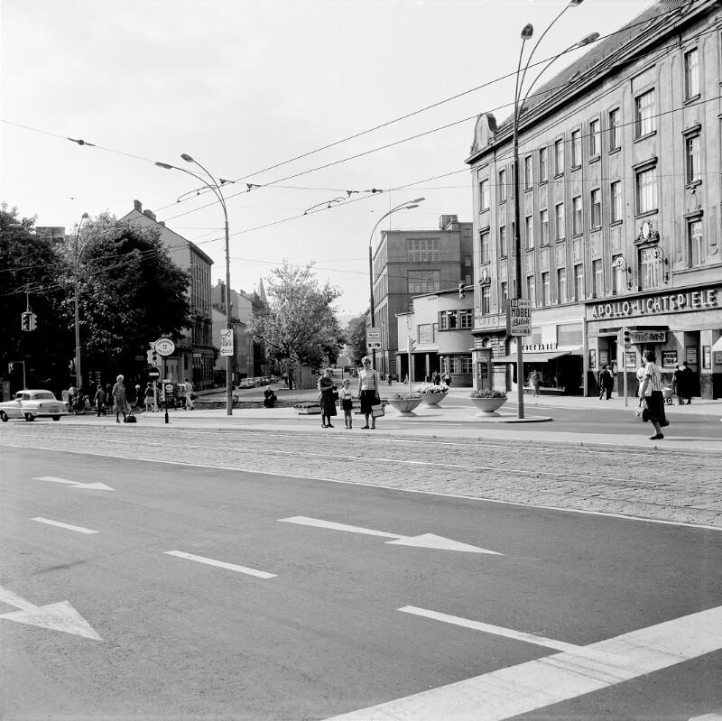 Wien 15, Schanzstraße 2 ff