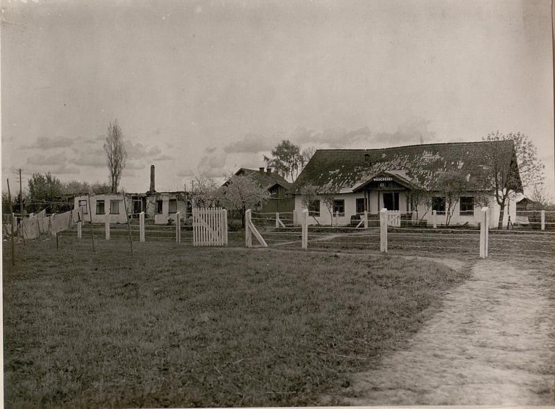 Epidemiespital in Kolomea,   Wäscherei.
