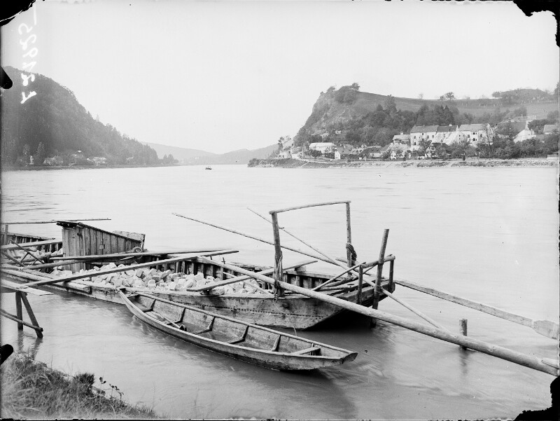 Donautal westlich von Linz