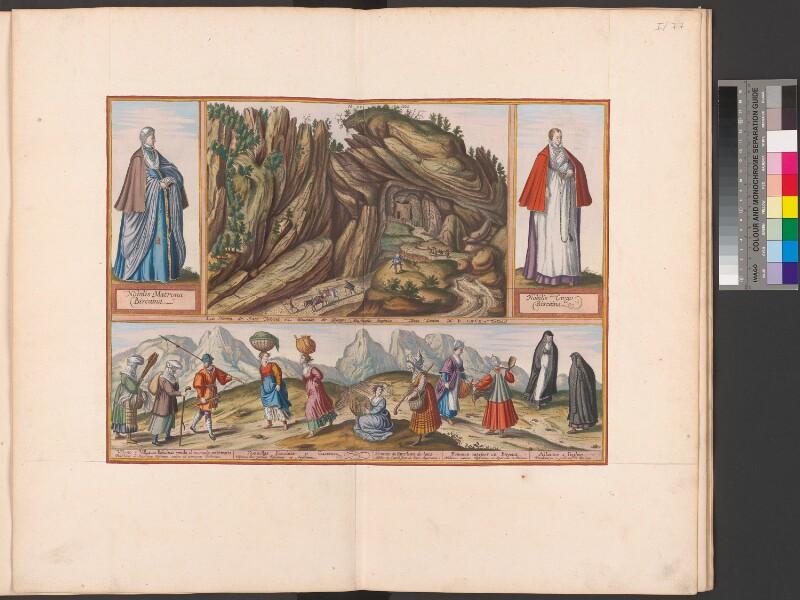 Das Höhlenheiligtum von Sant Adrian