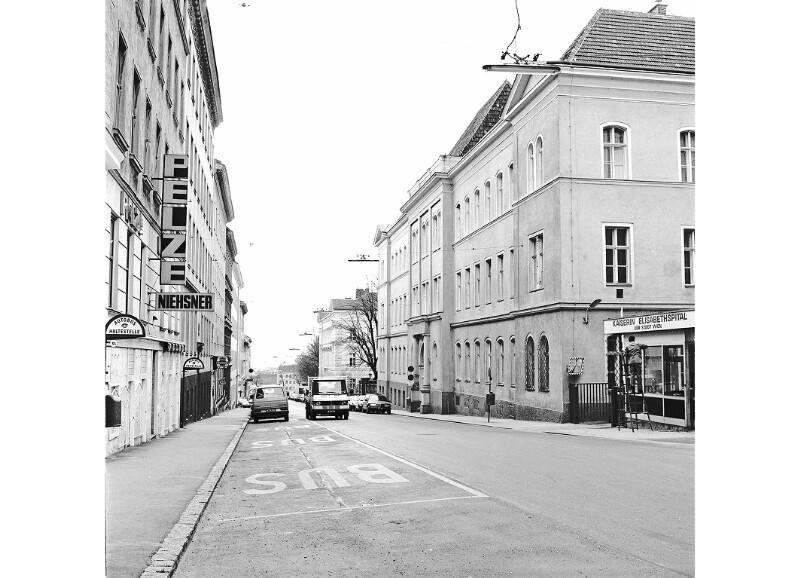 Wien 15, Huglgasse