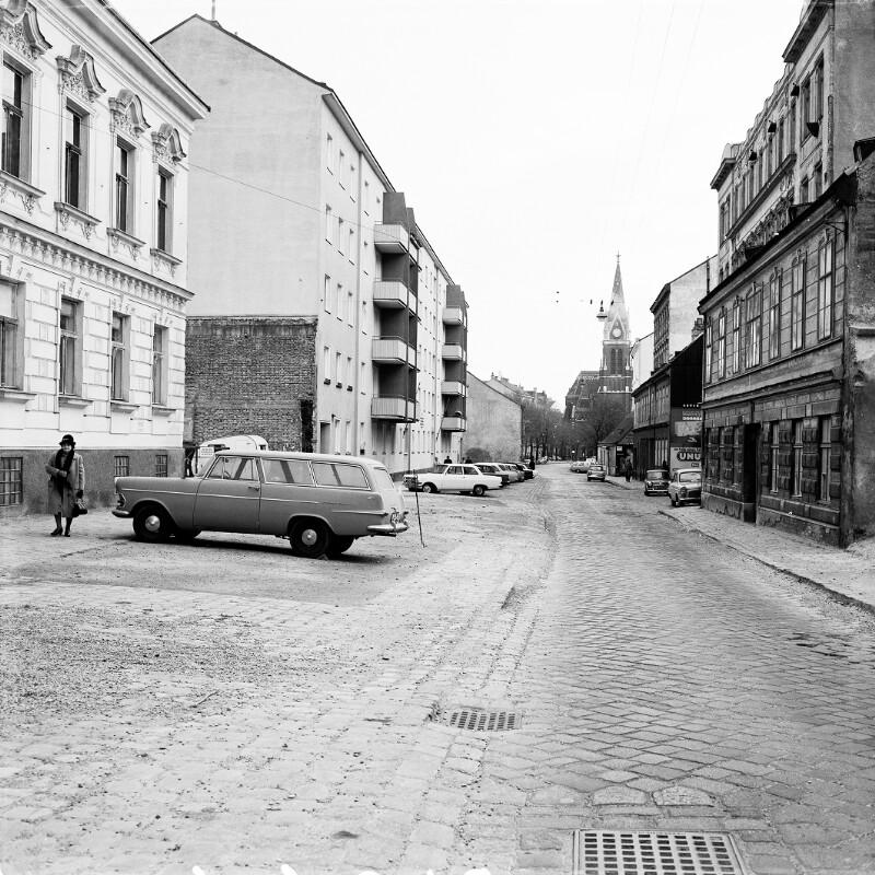 Wien 14, Breitenseerstraße ca. bei 76