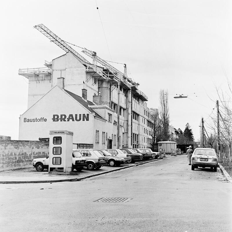 Wien 14, Dampierrestraße 7ff