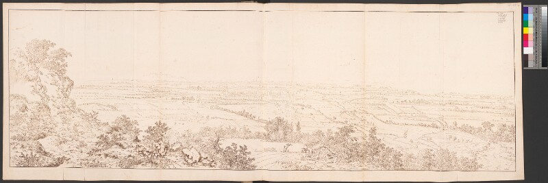 Blick auf Kalkar und die östliche Umgebung
